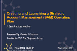 SAM Operating Plan Best Practices