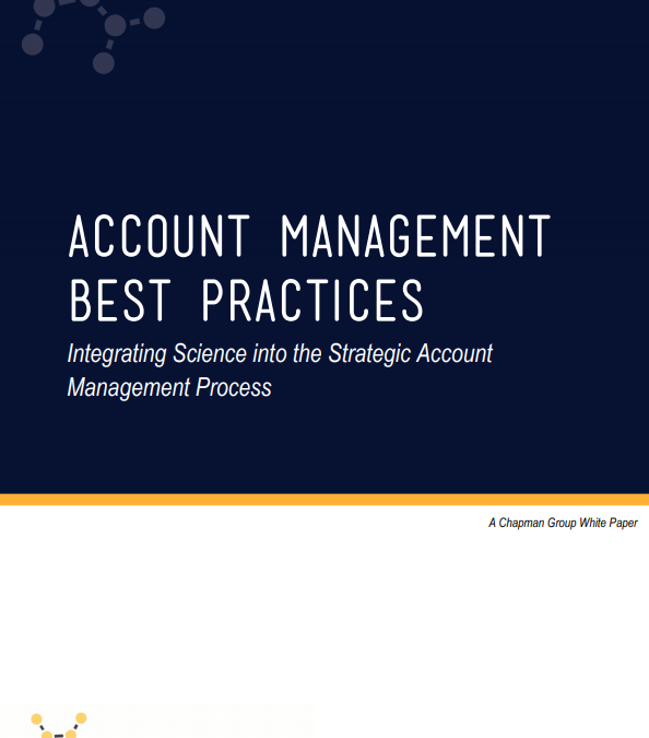 Account Management Best Practices